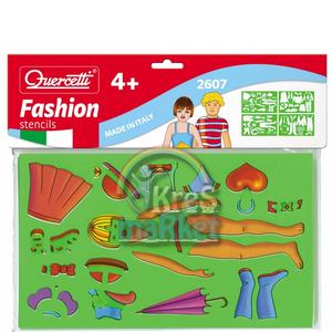 Quercetti Giysiler Çizim Tahtası
